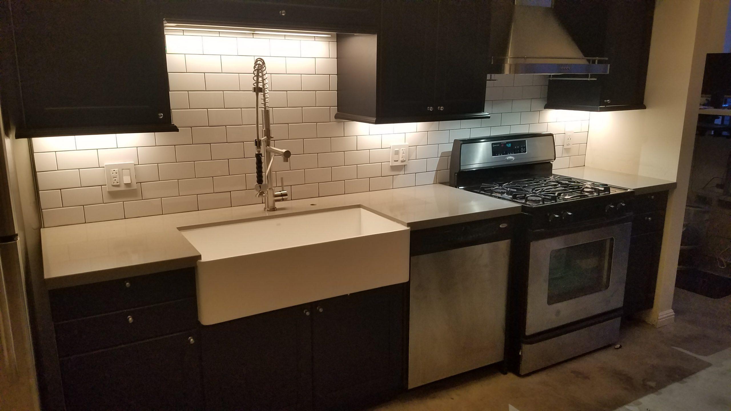 Kitchen – Little Tokyo Loft