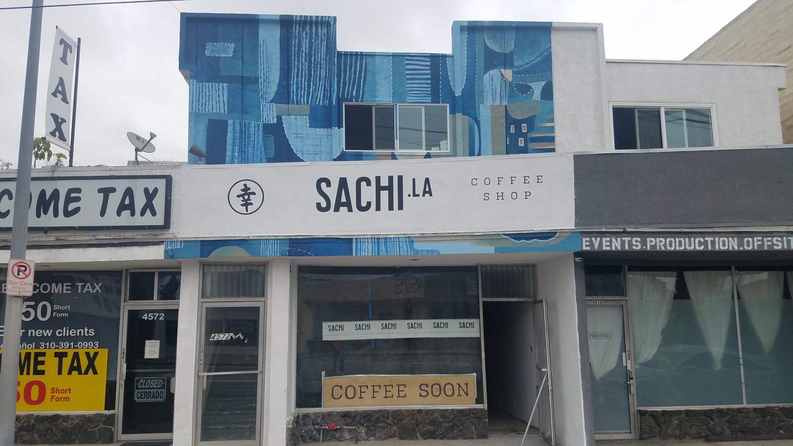 Sachi LA Coffee Shop - City of Los Angeles