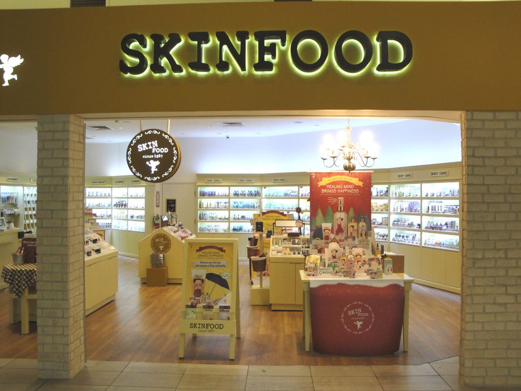 Skinfood Cosmetic – Bakersfield's Valley Plaza Shopping Mall